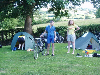 Clun Mill Camping Weekend