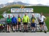 Inters at 2000m on the Col de la Madeleine - 2009